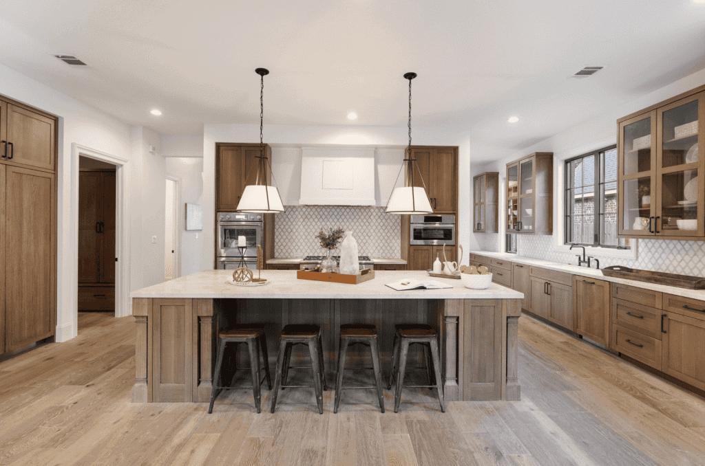 Custom Home Design - Kitchen Islands